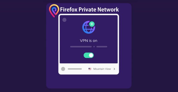 firefox private network