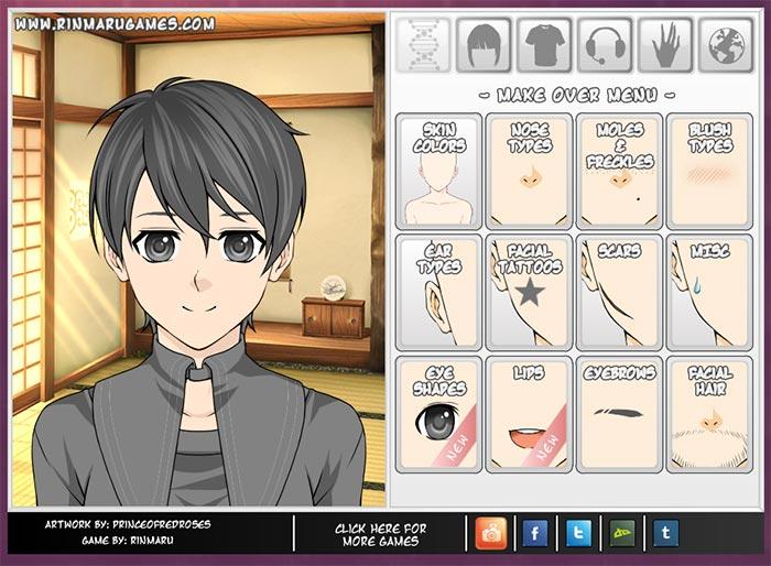 create a manga character online free