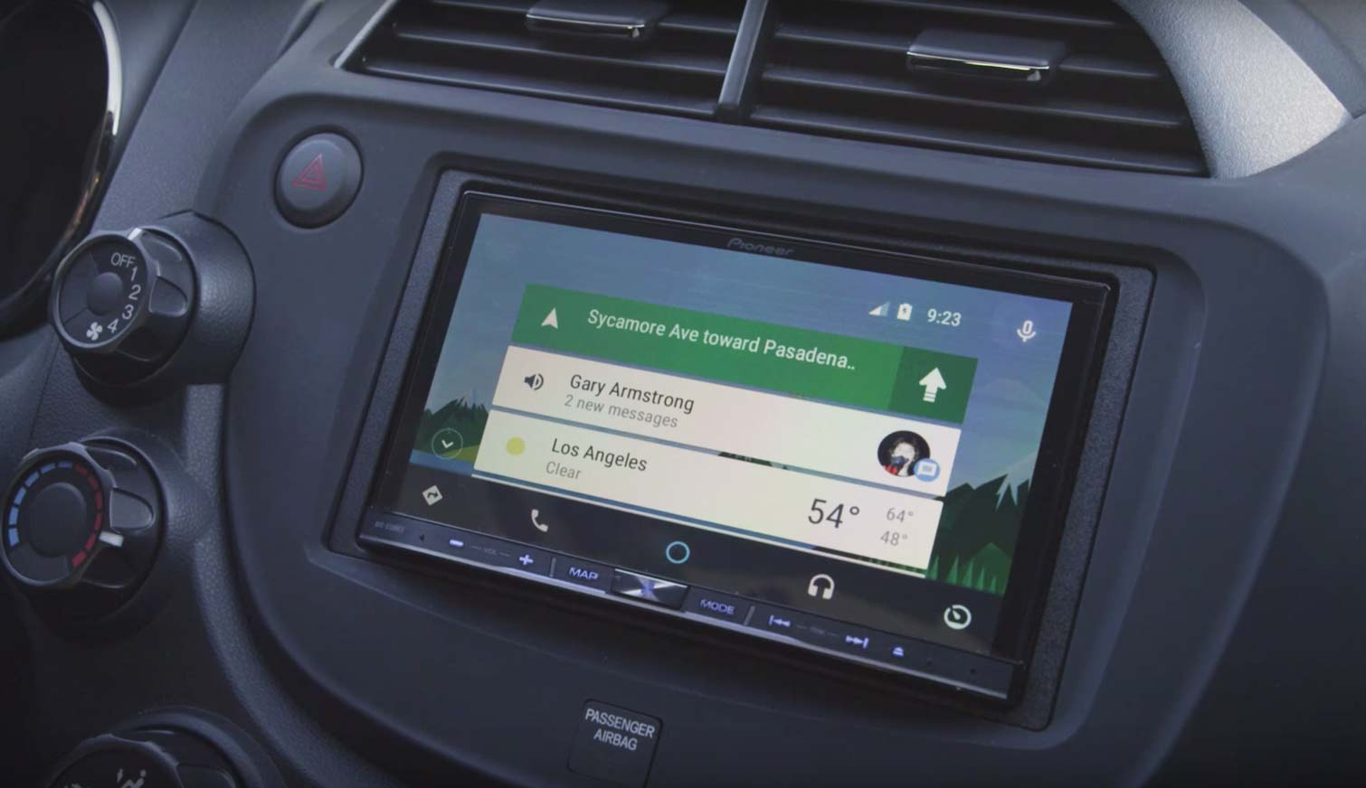 Android Auto Work