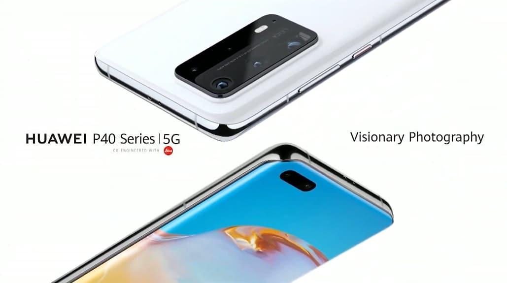 Huawei P40 Pro+ 5G Camera