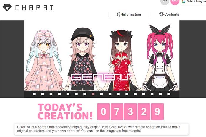 Chibi Avatars Creator
