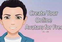 Create Online Avatar