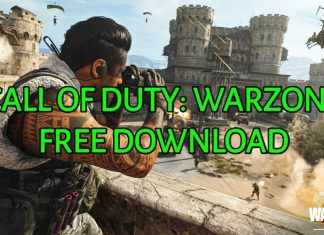 cod warzone download
