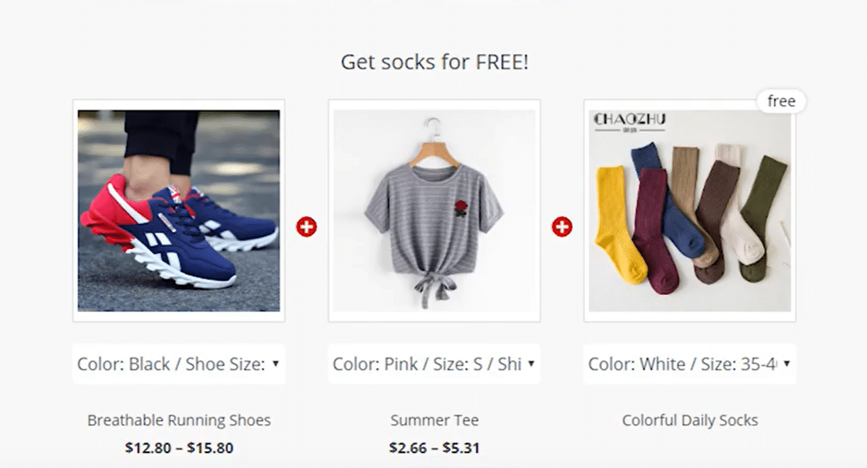product bundle