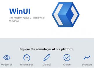 winui website