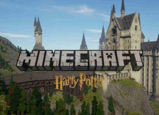 Harry Porter minecraft mod