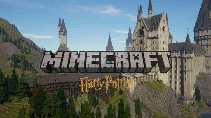 Harry Porter minecraft mod