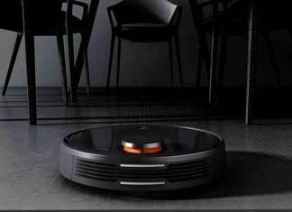 Robot Vacuum Mop-P