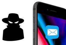 iPhone mail vulnerability