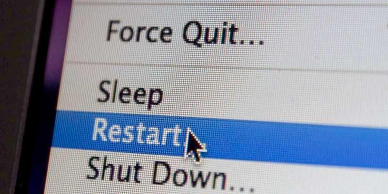 restart-computer