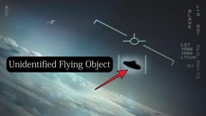 PENTAGON UFO UNCLASSIFIED