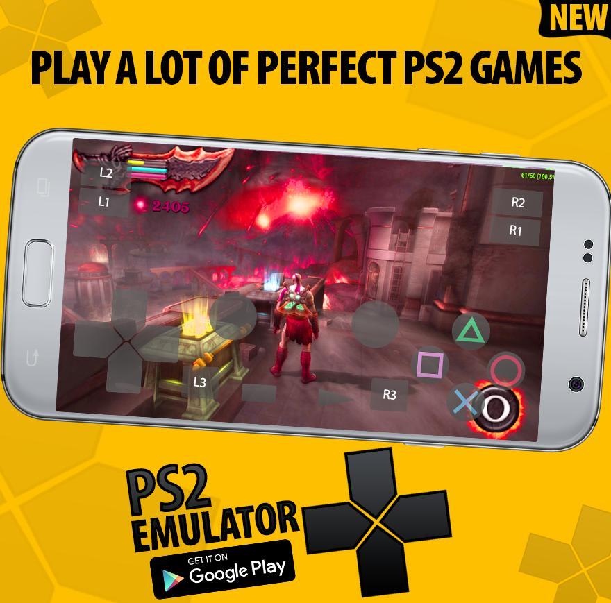 Golden PS2 Emulator