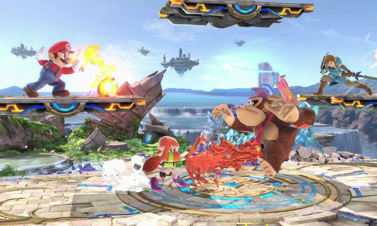 Super Smash Bros Ultimate For PC