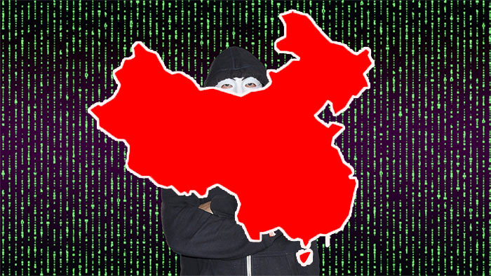 China State Cyber Espionage