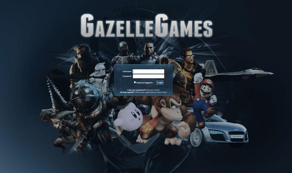 GazekkeGames-private-torrenting