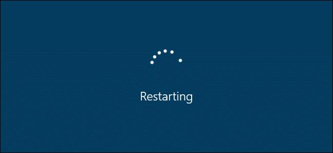 Restart Your Computer