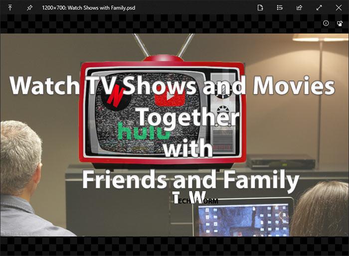 Quicklook Windows Photo Viewer