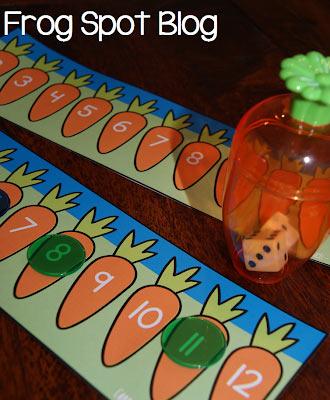 Carrot math Game