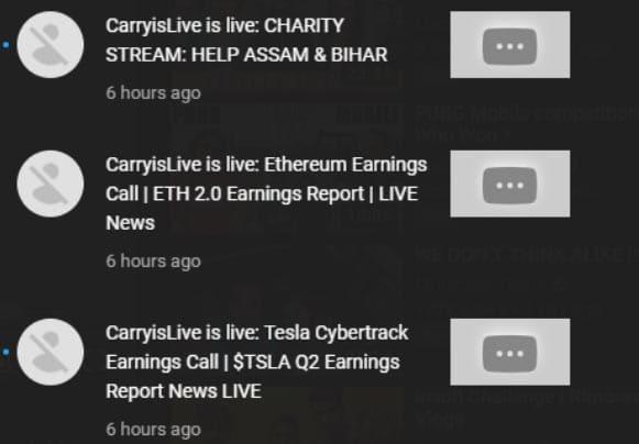 carryminati hacked