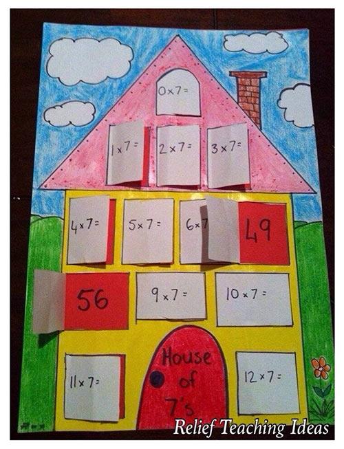 multiplication math game