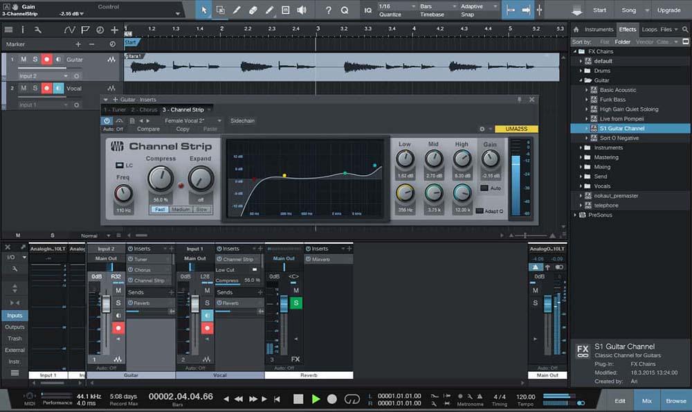 Studio One 5 Prime