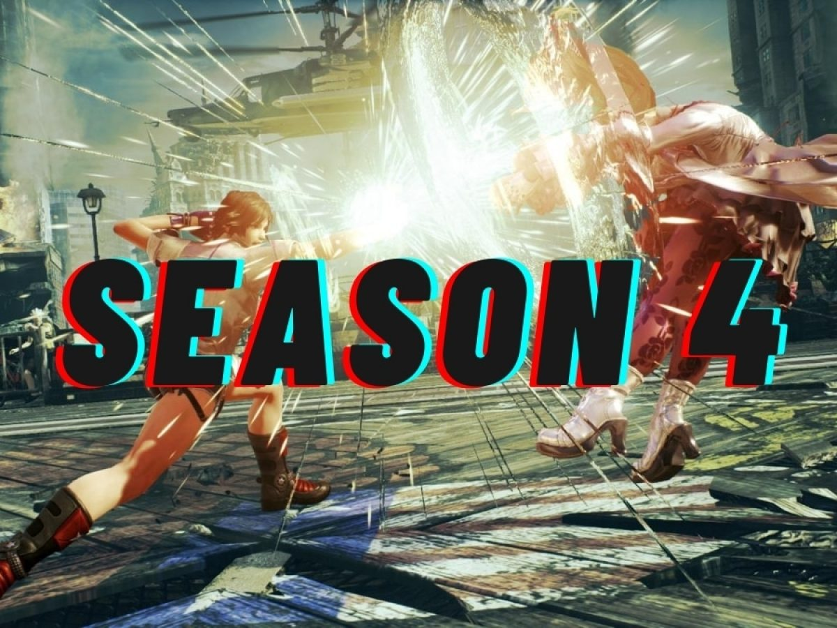 Tekken 7 Season 4 Announced New Character And Moves Teased