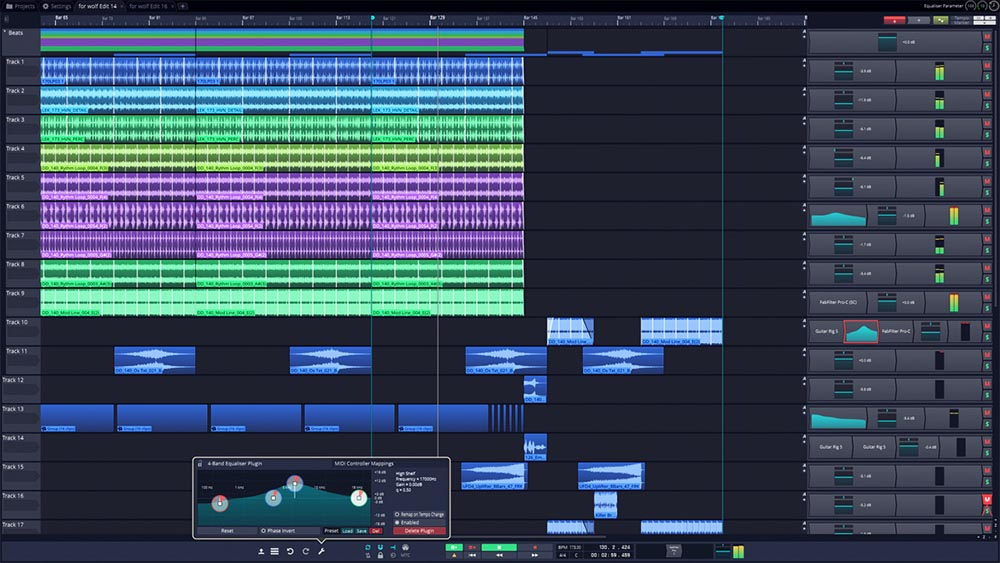 Tracktion 7