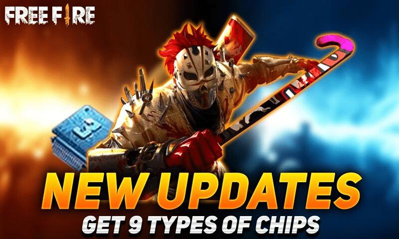 Free Fire update