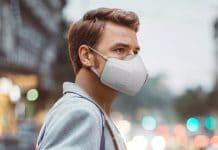 LG Air purifier Mask