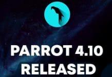 parrot-4.10