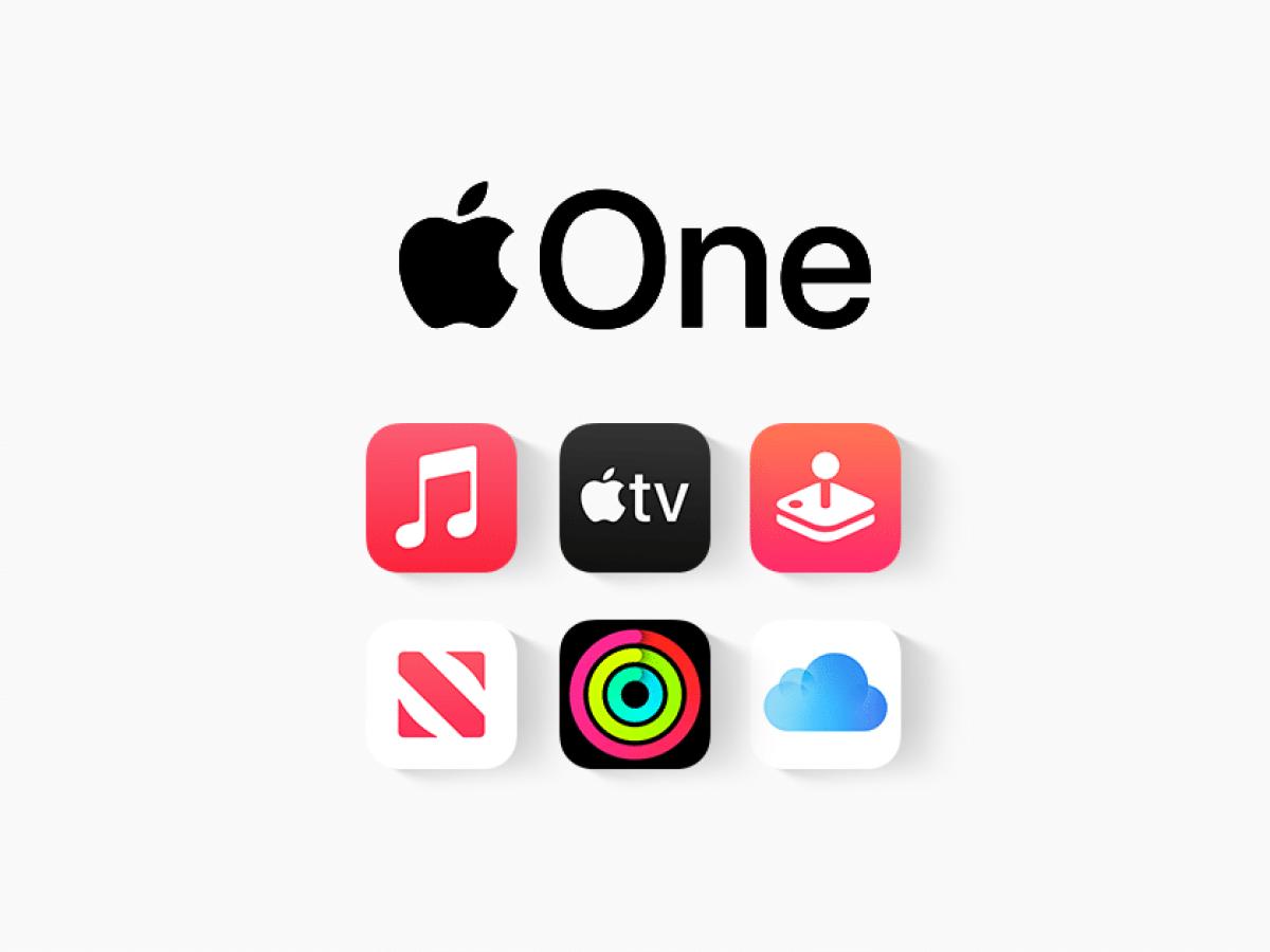 Apple One Subscription With Apple Music, Apple TV+, Apple Arcade, iCloud  Announced