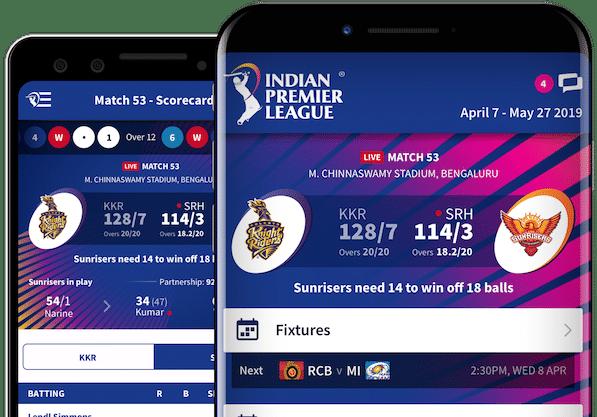 Official IPL App