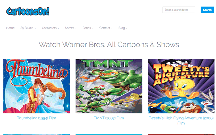 15 Best Websites To Watch Cartoons Online For Free In 2020