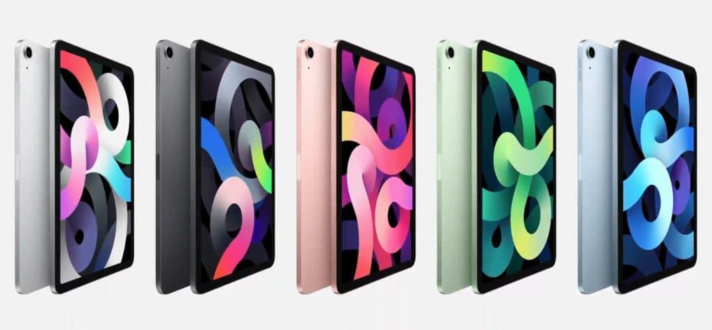 iPad Air 4 Color