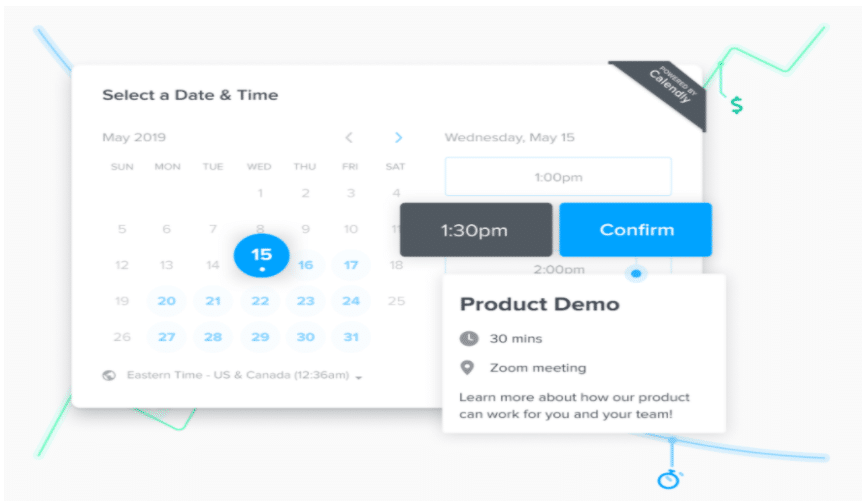 Calendly - Meeting Scheduling