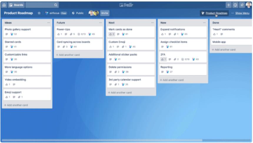 Trello - Task Management