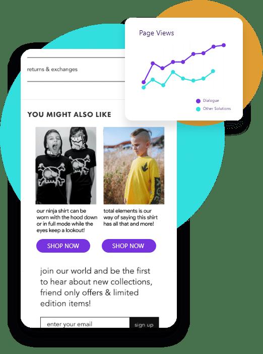 Dialogue AI Engagement