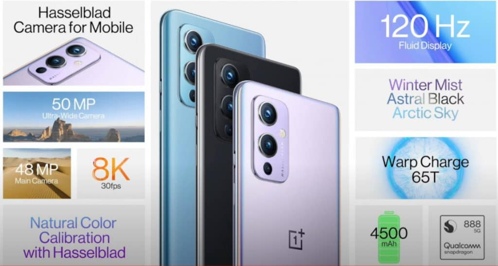 OnePlus-9-Features