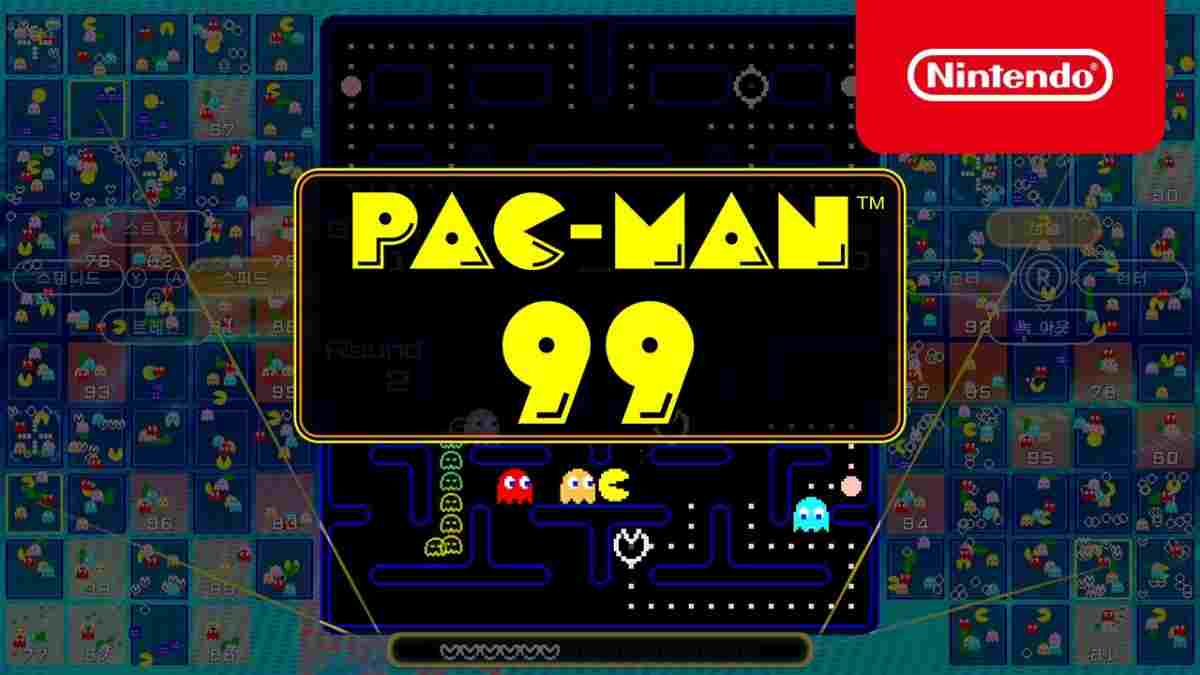 'Pac-Man 99' Battle Royale Now Available For Download On Nintendo Switch