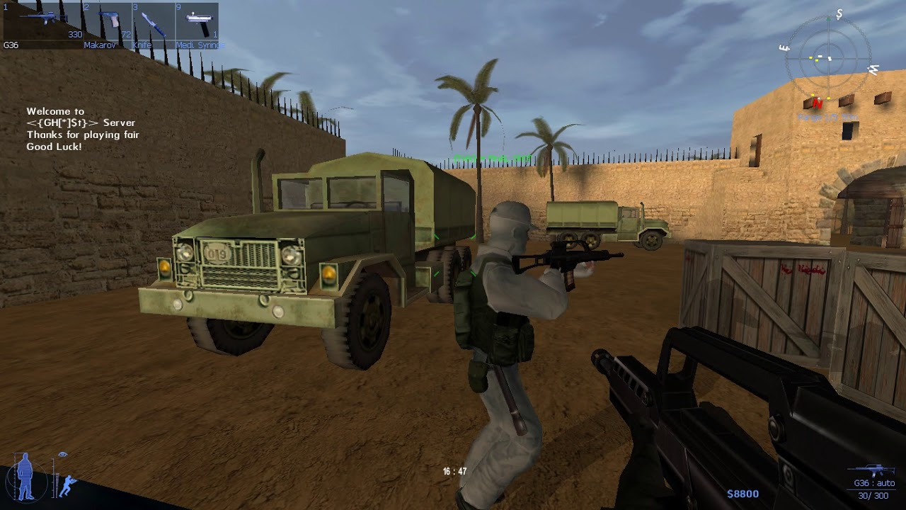 IGI 2 Multiplayer
