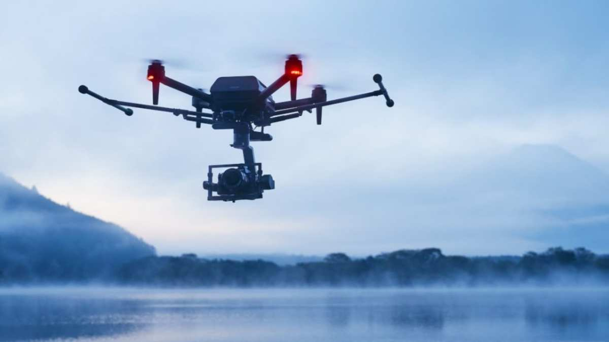 """Sony Announces Its First Professional Drone """"Airpeak S1"""" For $9,000"""