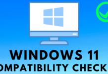 WINDOWS 11 COMPATIBITY CHECKER
