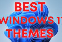 BEST WINDOWS 11 THEMES
