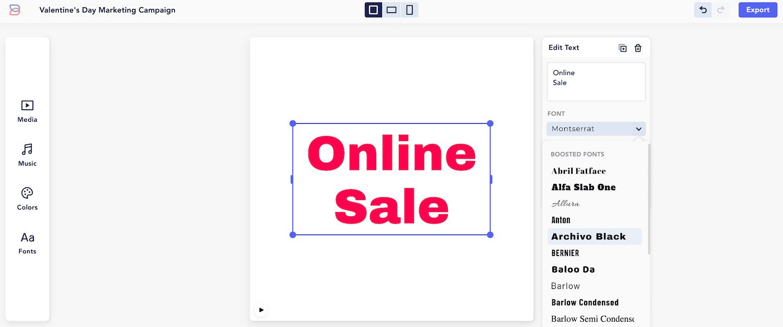 customization-font