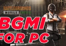 BGMI FOR PC