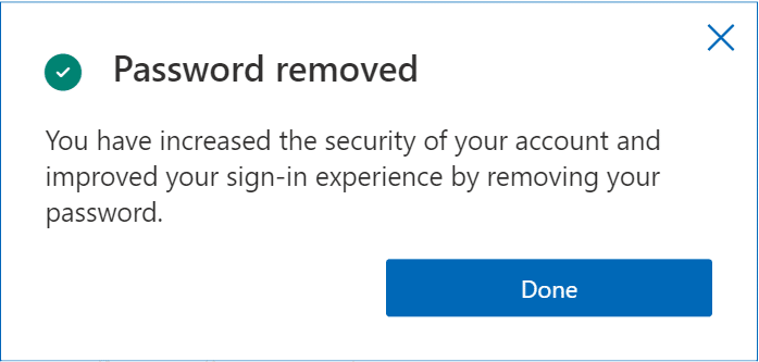 Password removed