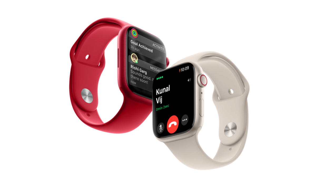 Apple Watch Series 7 Launches With Larger Screen At $399 ...