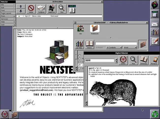 Nextstep OS